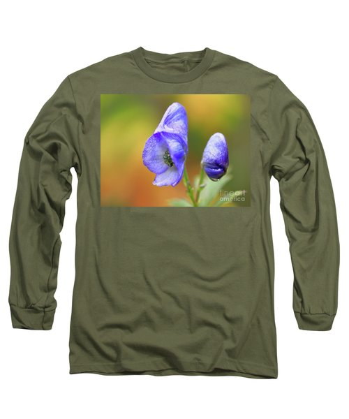 Wolf's Bane Flower Long Sleeve T-Shirt