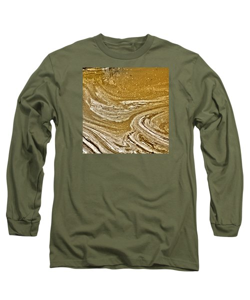 Long Sleeve T-Shirt featuring the photograph Primordial Soup by Bob Wall