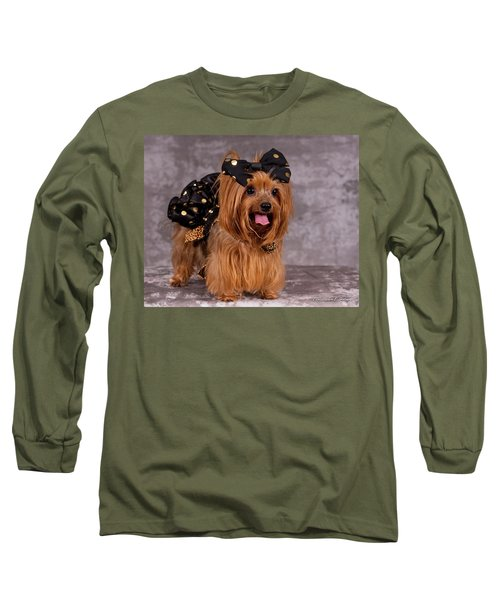 20160805-dsc00531 Long Sleeve T-Shirt by Christopher Holmes