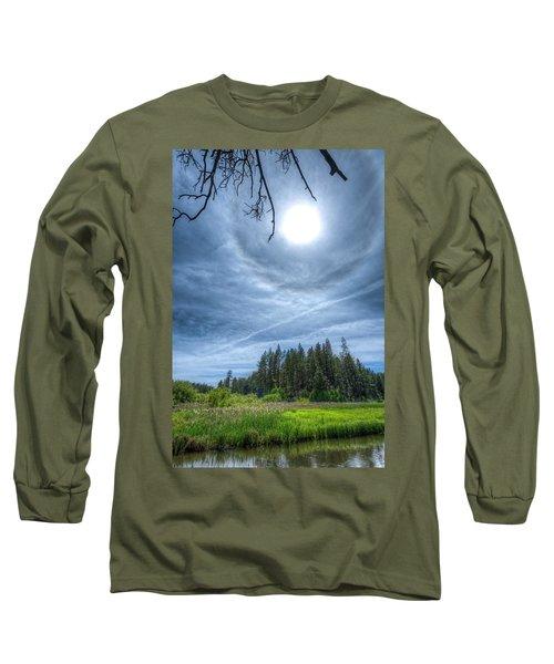 22 Degree Halo Long Sleeve T-Shirt
