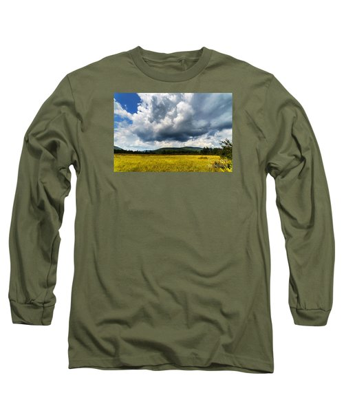Cranberry Glades Botanical Area Long Sleeve T-Shirt by Thomas R Fletcher