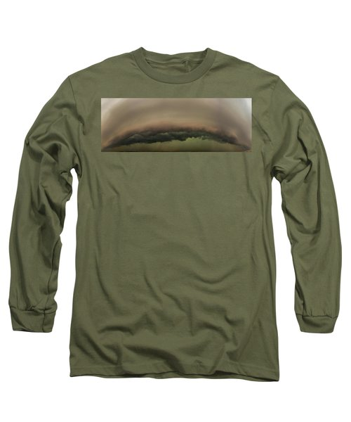 3rd Storm Chase Of 2015 Long Sleeve T-Shirt