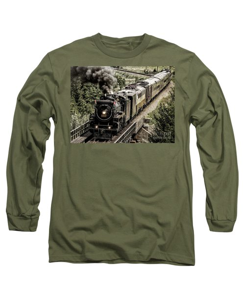 2816 Empress At Seebee Crossing Long Sleeve T-Shirt