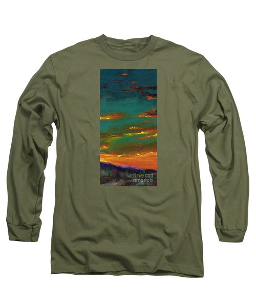 2nd In A Triptych Long Sleeve T-Shirt