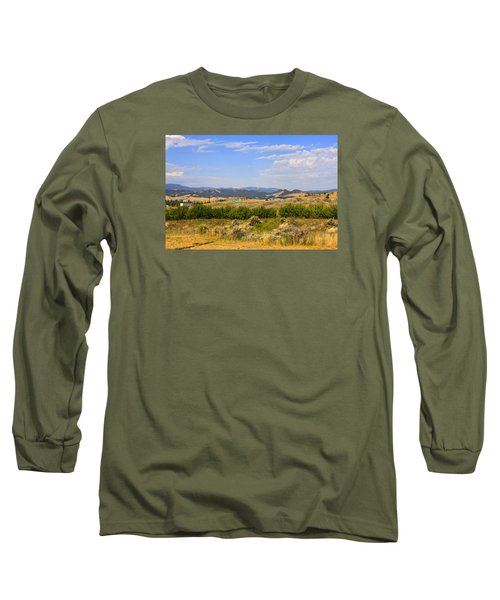 Big Sky Country Long Sleeve T-Shirt