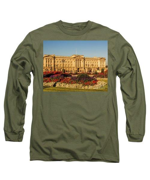 Buckingham Palace, London, Uk. Long Sleeve T-Shirt