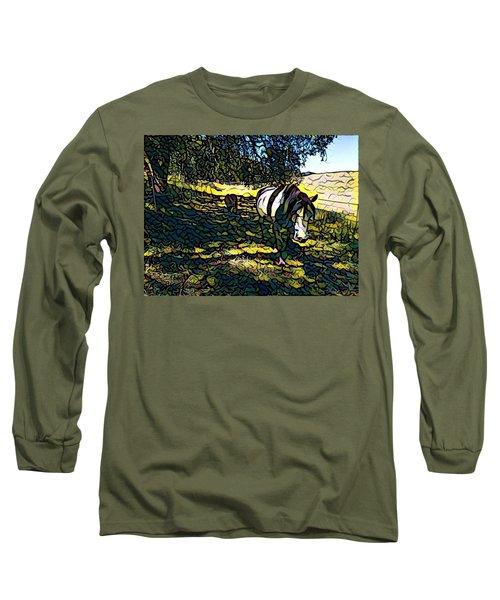 Fat Camp Long Sleeve T-Shirt