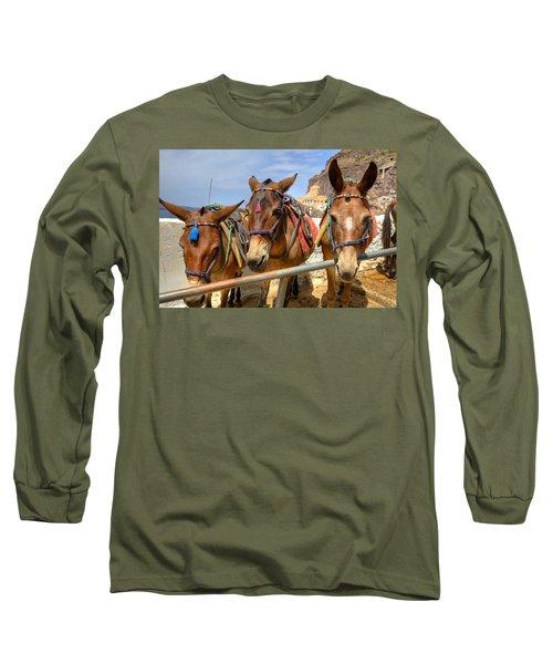 Fira - Santorini Long Sleeve T-Shirt