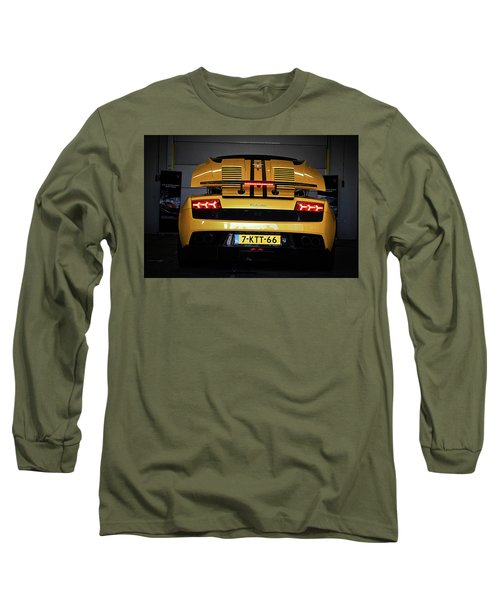 Lamborghini Gallardo Long Sleeve T-Shirt