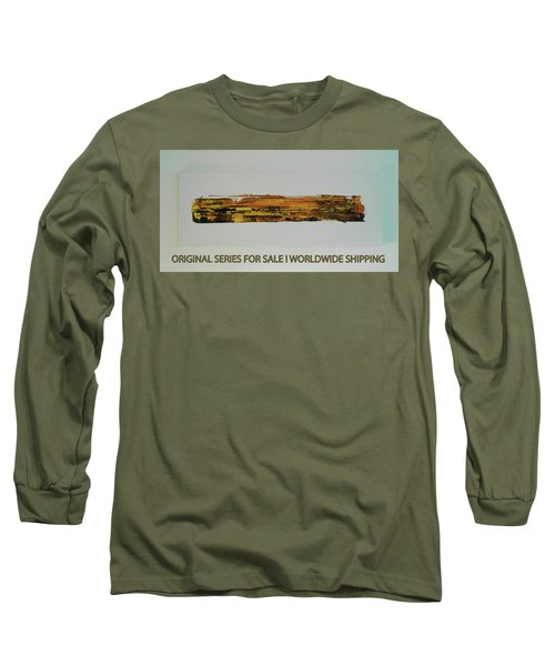 Series Abstract Worlds Only Originals For Sale Worldwide Shipping Long Sleeve T-Shirt