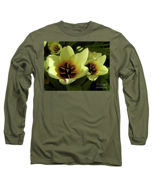 Tulip Lights #4 Long Sleeve T-Shirt
