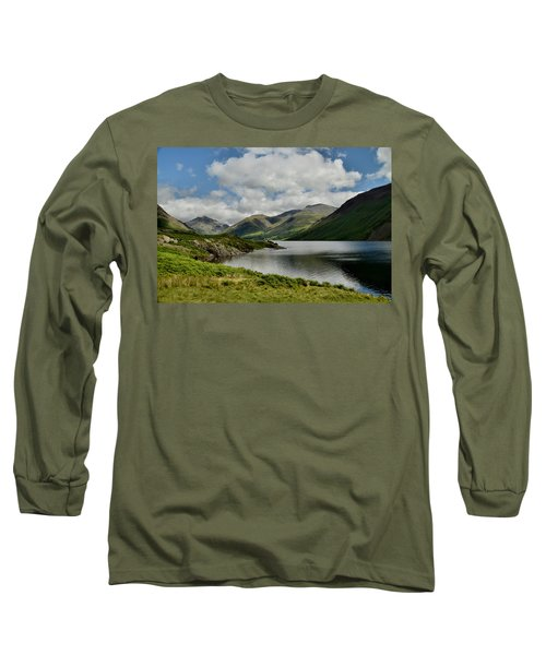 Wastwater Lake District Long Sleeve T-Shirt