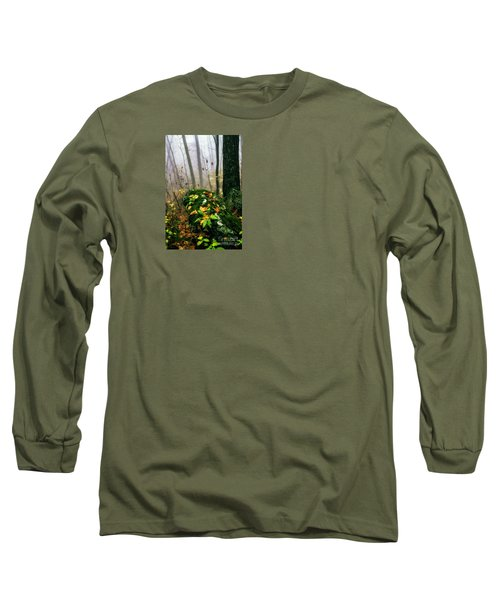 Autumn Monongahela National Forest Long Sleeve T-Shirt