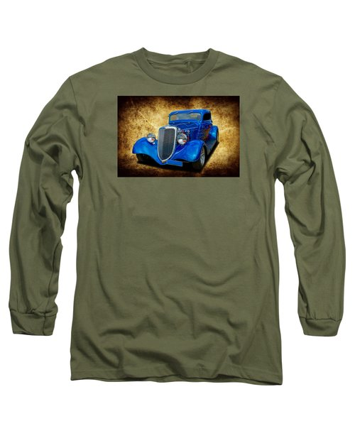 Long Sleeve T-Shirt featuring the photograph 34 Coupe by Keith Hawley