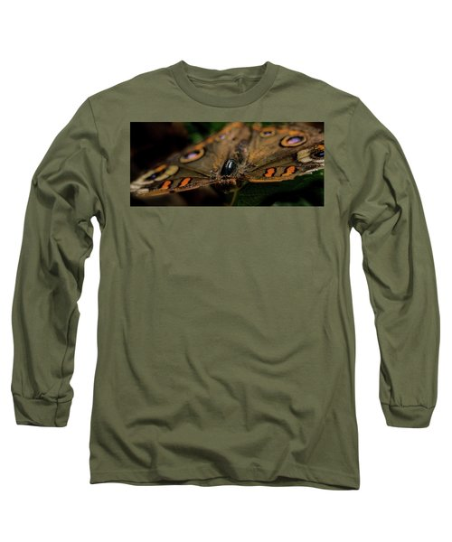 Long Sleeve T-Shirt featuring the photograph Butterfly by Jay Stockhaus