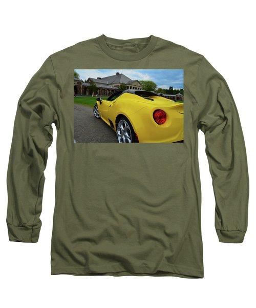 4 C Spider Long Sleeve T-Shirt by John Schneider
