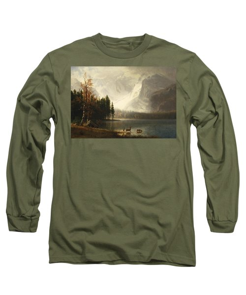 Estes Park, Colorado, Whyte's Lake Long Sleeve T-Shirt