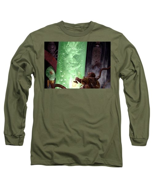 Steampunk Long Sleeve T-Shirt