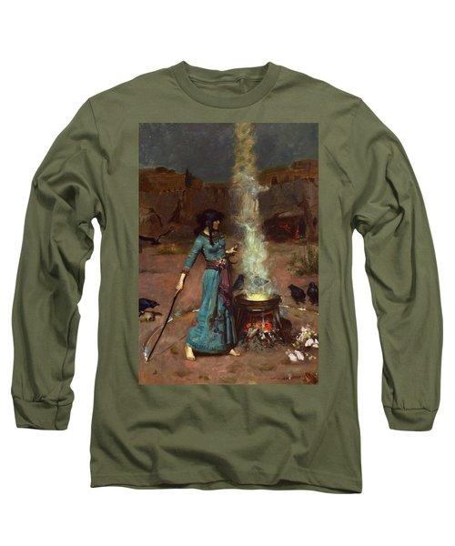 The Magic Circle Long Sleeve T-Shirt