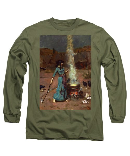 The Magic Circle Long Sleeve T-Shirt