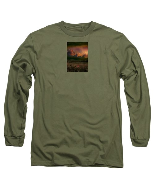 4045 Long Sleeve T-Shirt by Peter Holme III