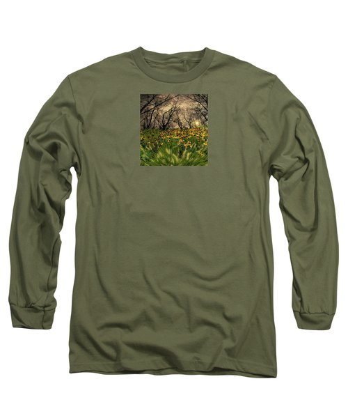 4209 Long Sleeve T-Shirt by Peter Holme III