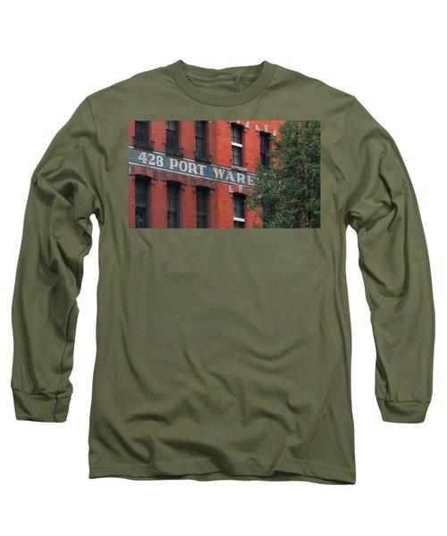 428 Port Warehouse Long Sleeve T-Shirt