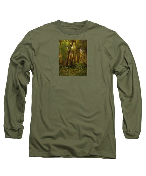 Long Sleeve T-Shirt featuring the photograph 4368 by Peter Holme III