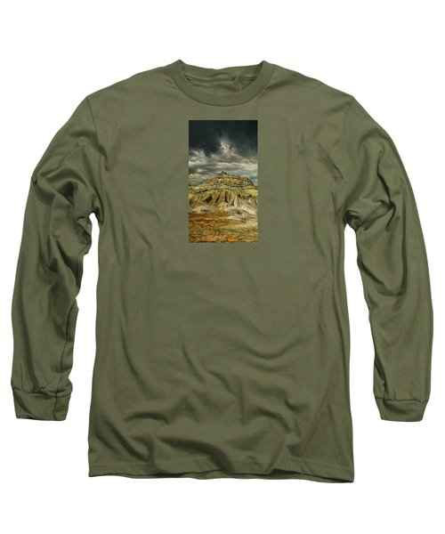 Long Sleeve T-Shirt featuring the photograph 4453 by Peter Holme III