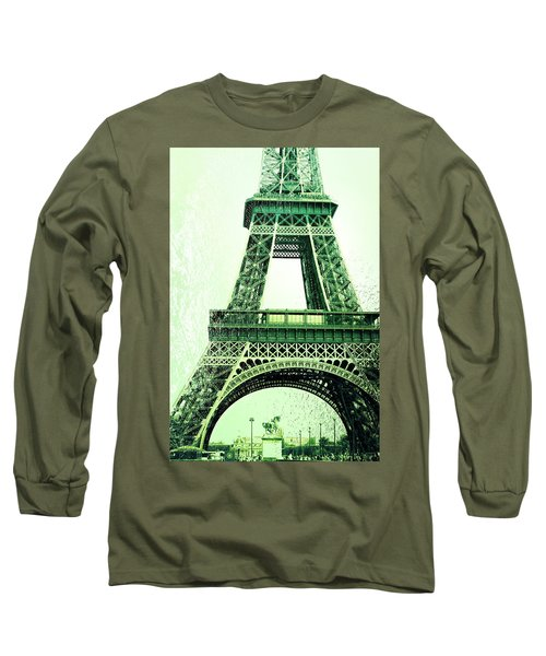 Ponte D'lena Sculpture Long Sleeve T-Shirt by JAMART Photography