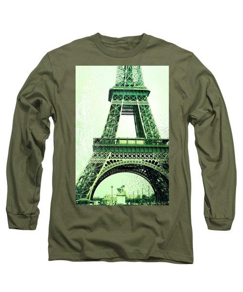 Ponte D'lena Sculpture Long Sleeve T-Shirt