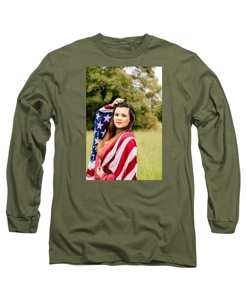 5633-2 Long Sleeve T-Shirt by Teresa Blanton