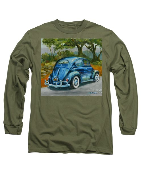 57 Vee Dub Long Sleeve T-Shirt by William Reed