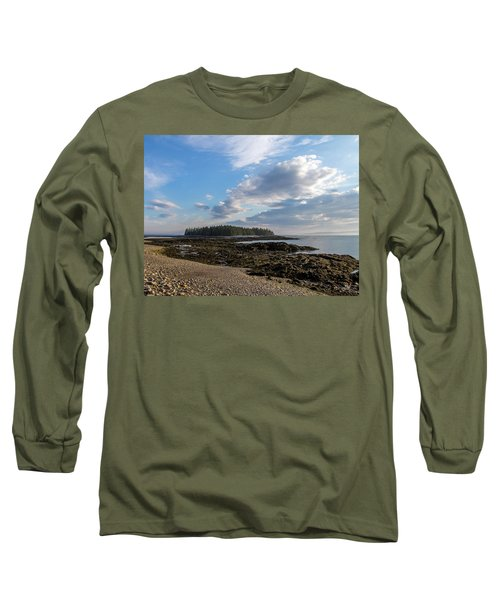 Acadia National Park Long Sleeve T-Shirt by Trace Kittrell