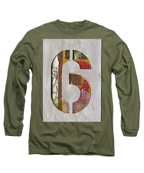 Number 6 Long Sleeve T-Shirt