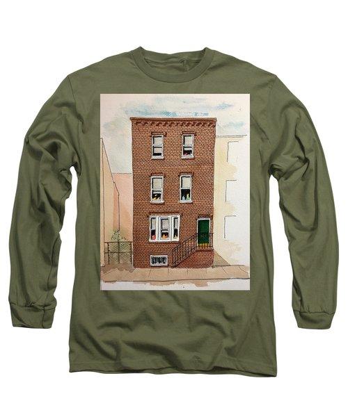615 South Delhi St. Long Sleeve T-Shirt
