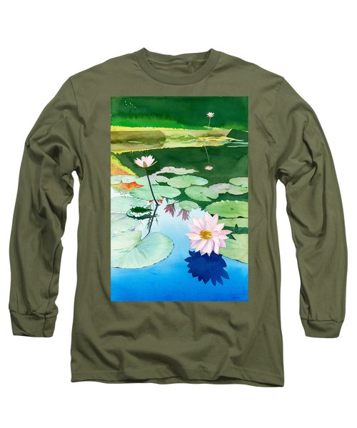 Test Long Sleeve T-Shirt by Test
