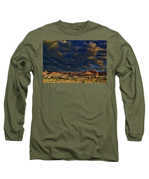 Capitol Reef National Park Long Sleeve T-Shirt