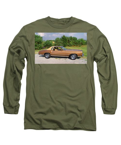 76 Monte Carlo Long Sleeve T-Shirt