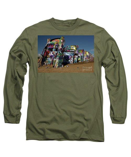 Texas 66 Long Sleeve T-Shirt