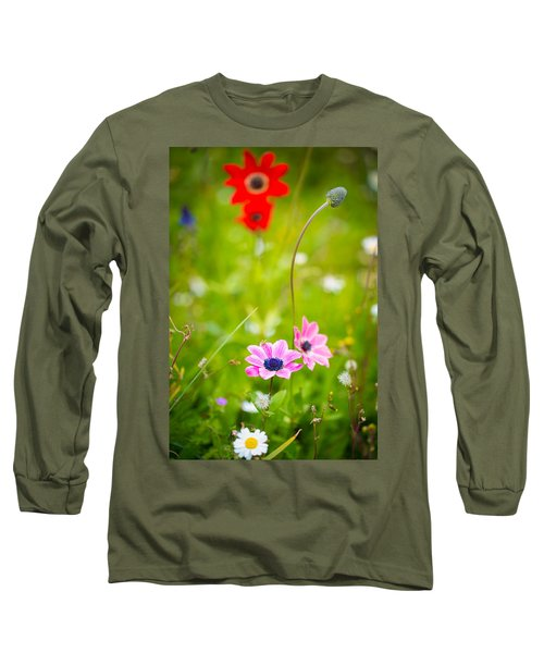 // Long Sleeve T-Shirt