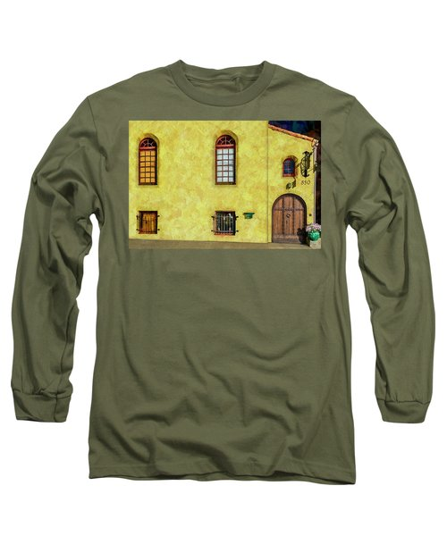 830 At 240 Long Sleeve T-Shirt by Paul Wear