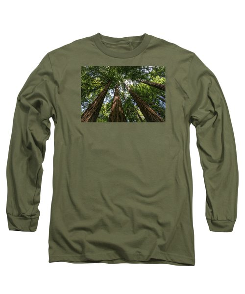 #8732 - Redwoods Long Sleeve T-Shirt