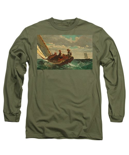 Breezing Up Long Sleeve T-Shirt