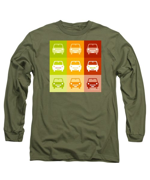 9 Cars Long Sleeve T-Shirt
