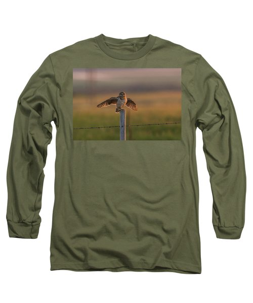 A Balancing Act Long Sleeve T-Shirt