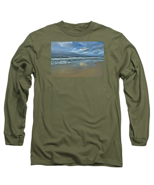 A Beautiful Day Long Sleeve T-Shirt by Renee Hardison