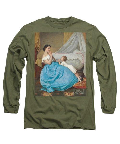 A Bedtime Prayer Long Sleeve T-Shirt