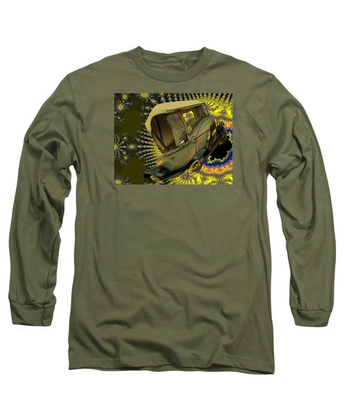 A Big Splash Long Sleeve T-Shirt