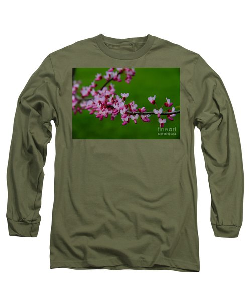 A Branch Of Spring Long Sleeve T-Shirt
